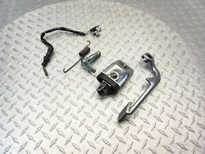 1998 95-00 Honda GL1500 Goldwing Right Brake Lever Peg Foot Rest Step Pedal OEM