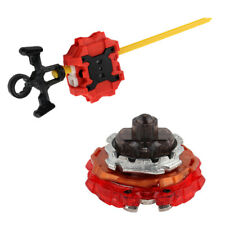 Rapidity Fight Spinning Top Burst B117 Revive Phoenix.10.Fr with String Launcher