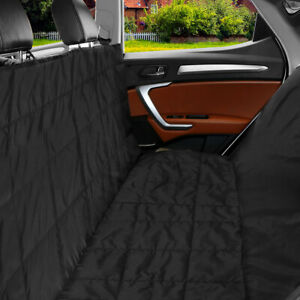 Pet Seat cover for Cars Dogs Cats Rear Back Seat Protector Hammock Waterproof