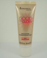 RIMMEL GOOD TO GLOW TINTED HIGHLIGHTER BLUSHER - 002 PICCADILLY GLOW