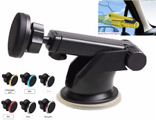 3PCS COMBO Magnetic Car Phone Holder Windshield Dashboard Suction Air Vent Mount