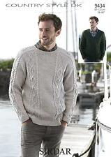 05c18a05d148 Sirdar Men Sweaters Patterns