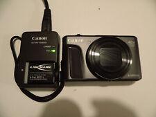 Canon PowerShot SX 720 HS Digitalkamera - Schwarz