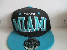 "Raw Blue CAP Cappy One Size "" Miami """