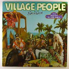 "12"" LP - Village People - Go West - D1600 - cleaned"