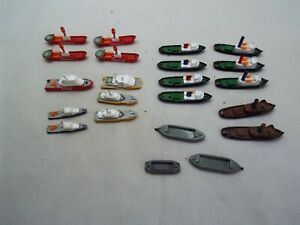 Triang Minic Ship - Job Lot Of Boats