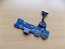 Samsung 305U NP305U1A bouton power/USB VGA Port Board BA92-08665A