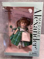 Madame Alexander Kiss Me I'm Irish 8� Doll St Patrick's Day Ireland New In Box