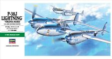 P-38 J LIGHTNING (USAAF MKGS) #/09101/JT1 1/48 HASEGAWA