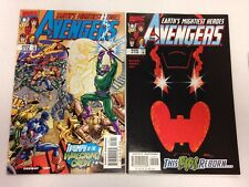 The Avengers #18  #19 20 21 22 1999 Ultron unlimited 4 part 23 24 25 26 27