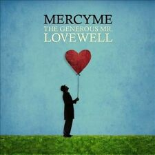 NEW SEALED The Generous Mr. Lovewell by MercyMe CD 2010, Columbia USA MERCY ME