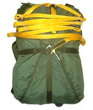 NOS Military Parachute  Strong Enterprises SET 10 Main parachute COMPLETE