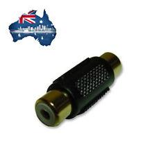 Adapter Female RCA Socket To Female RCA Socket Short