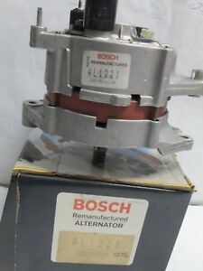 AL122X Bosch Fact.Reman Alternator 90Amp Dodge-Chrysler-Plymouth 2.2&2.5 1985-89