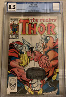 Thor #338, 12/83, CGC 8.5, 2nd Beta Ray Bill Appearance