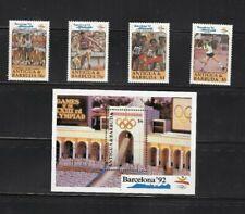Briefmarken Olympische Spiele 1992 Antigua-Barbuda postfrisch