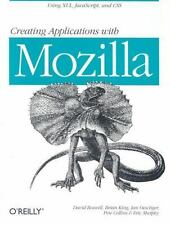 Creating Applications with Mozilla by Eric Murphy, David Boswell, Pete Collins,