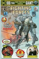 OUR FIGHTING FORCES #1 DC 100-PAGE GIANT UNKNOWN SOLDIER RETURNS 2020