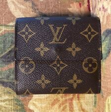 Louis Vuitton Wallet And Change Purse