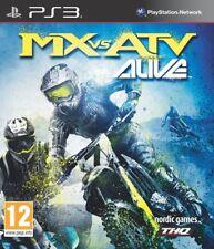 Mx Vs ATV Alive PS3 Sony Playstation 3 UK version