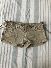 American Eagle Side Tie Short Shorts Size 0