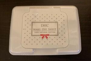 DHC 50 Make Off Sheets Make Up Remover