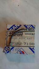 Datsun Cherry E10 F10, distributor earth lead, new genuine part. 22182-71300.