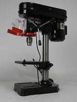 New Heavy Duty 350w 13mm Rotary Pillar Drill 5 Speed Press Drilling Bench Press