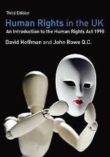 Human Rights in the UK, Acceptable, Rowe Q.C. QC, John, Hoffman, David, Book