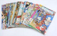 Sonic Hedgehog 30 31 32 46 49 57 59 60 61 62 63 65 69 70 75 76 77 78 85 Comic