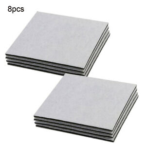 8pcs Universal Vacuum Cleaner Filters for Philips Electrolux Motor Filter