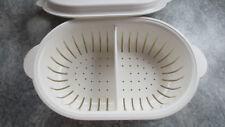 Tupperware C 18 Küchenchef 2,5 l Siebservierer Marinierbehälter Servierbehälter