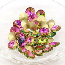 Wholesale new color 30pcs XILION ELEMENTS Crystal glass Rivoli loose Beads 10mm