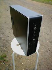 HP COMPAQ ELITE 8300  SFF PC - INTEL CORE i5@ 3.4GHz, 2TB HDD, 4GB RAM, WIN 10