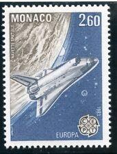 STAMP / TIMBRE DE MONACO N° 1366 ** EUROPA / 1° VOL DE LA NAVETTE SPATIALE