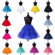 2019 Petticoat Tüllrock Reifrock Tütü Ballettrock Karneval bunt Fasching  Lafairy 7793c63bda