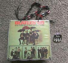 The Beatles 65 Album Covers Bag + Mirror McCartney Lennon Harrison Starr Estate