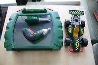 Theo Klein 8375 - Bosch Grand Prix Case With Ixolino