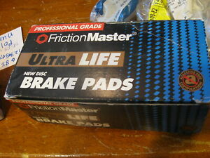 NEW LOT of 3  Friction Master Ultra Life Disc Brake Pad blue  # MX154 / 7070A