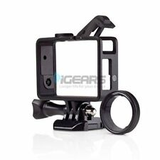 The Frame Mount Standard Protective Housing For GoPro Hero 4 3+with UV Protector
