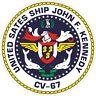 USS John F. Kennedy Decal / Sticker