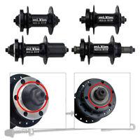 32/36H MTB Mountain Bike Disc-brake Ball-bearing Threaded/Cassette Hubs 5-10S