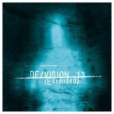 DE/VISION 13 EXTENDED 3CD Digipack 2016