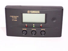 Yamaha YT-250 Chromatisches Stimmgerät für Gitarre, Bass, Zupfinstrumente allg.