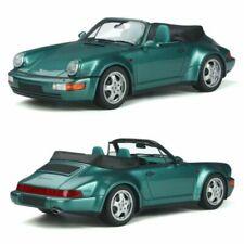 Articoli di modellismo statico in plastica scala 1:18 per Porsche