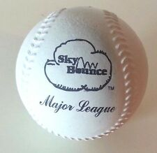 4 Sky Rubber Balls Rubber Sponge baseball With Major League stamp