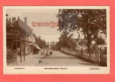 More details for watling street radlett nr watford st albans motorcycle milk cart rp  1923  u252