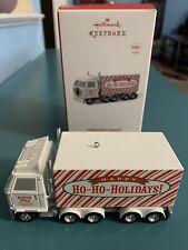Hallmark Keepsake Ornament Christmas Convoy 2014 Magic Sound