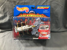 Mattel Hot Wheels Armageddon Action Sites Explosion Zone MOC 1997
