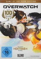 Overwatch - Game of the year Edition GOTY - PC - NEU & OVP - Deutsche Version